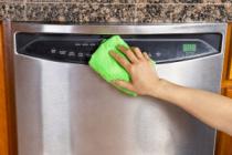 Почистить посудомоечную