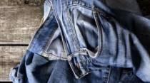 убрать жирное пятно с джинсов